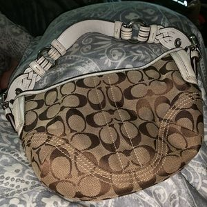 Older coach purse, great condition